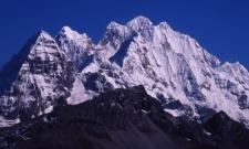 Siula Grande Mountains